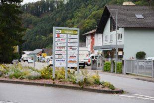 Schilderwald wurde geordnet