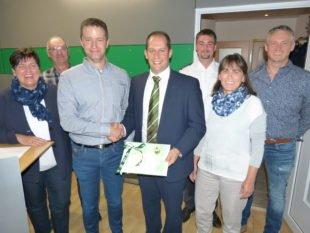 Große Jubiläumsfeier der Prinzbacher Fußballer Der Verein ist seit 50 Jahren am Ball – Einweihung des neuen DJK-Clubheim-Anbaus