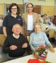 Abwechslungsreiches Programm für die Senioren