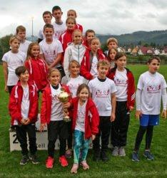Schüler des TVU sind Kreispokalsieger