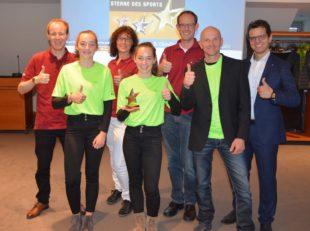 Sieger-Stern für die DJK Oberharmersbach