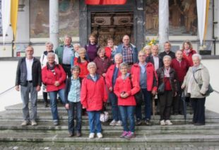 Wallfahrt in die Schweiz zum Gedenktag von Bruder Klaus von Flüe