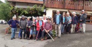 9. Wandertag des Wander- und Freizeitvereins Unterharmersbach