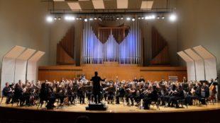 Musik verbindet bei Reise nach Nordamerika