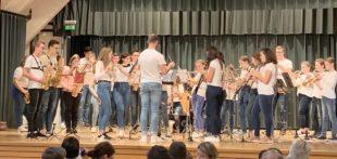 Entersbacher Zöglinge stellen ihr musikalisches Können unter Beweis