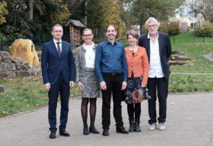Matthias Demmel als Rektor am SBBZ Lernen offiziell eingeführt