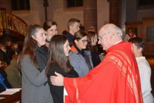 170 junge Christen empfingen das Sakrament der Firmung