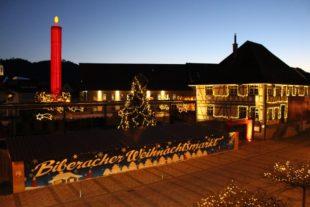 Biberacher Weihnachtsmarkt im Kerzendorf öffnet am 1. Dezember