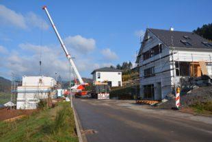 Starke Nachfrage nach Baugrundstücken