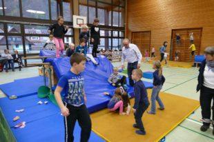 Sport, Spaß und Spiel mit der DJK