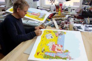 Arthus Galerie: 14 Künstler stellen aus