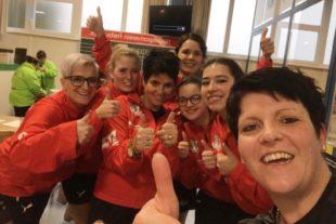 SKCU-Frauen spielen in Freiburg Clubrekord
