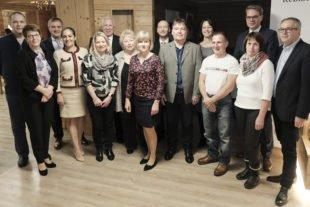 Karl Knauer KG würdigt ihre Arbeitsjubilare