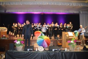 Jahreskonzert des »Chor der Klänge« begeistert Publikum