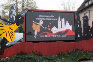 Märchenhafter Weihnachtsmarkt in Oberharmersbach