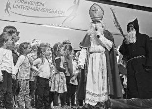 Turnverein Unterharmersbach: Nikolausfeier