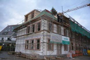 Denkmalschutz und modernes Bauen in Einklang gebracht
