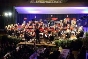 Musik- und Trachtenkapelle Unterharmersbach schenkte Publikum einen Abend der Spitzenklasse