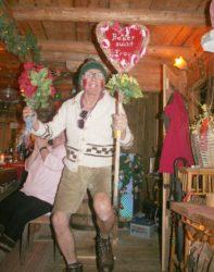 Laternenwanderung zum urigen »Ruhlschbach-Schöpfli«