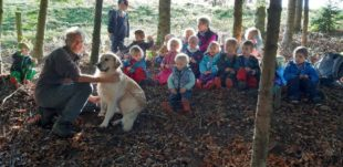 Projektwoche im Kindergarten ließ viel Raum für neue Erfahrungen