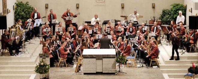 Musikverein Biberach: Adventskonzert