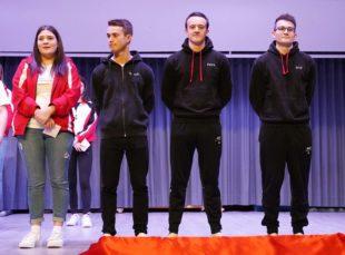 Turnverein Unterharmersbach ehrt seine Leistungsträger