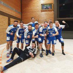 Handball-Herren des FVU stürmen mit Kantersieg auf Platz 2