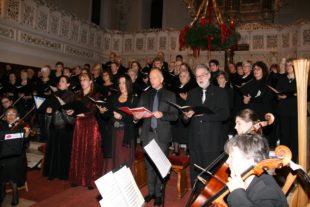 Katholischer Kirchenchor Zell feiert Jubiläum mit Weihnachtsoratorium und 80 Mitwirkenden