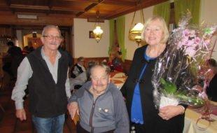 Franz Riehle seit 70 Jahren im VdK