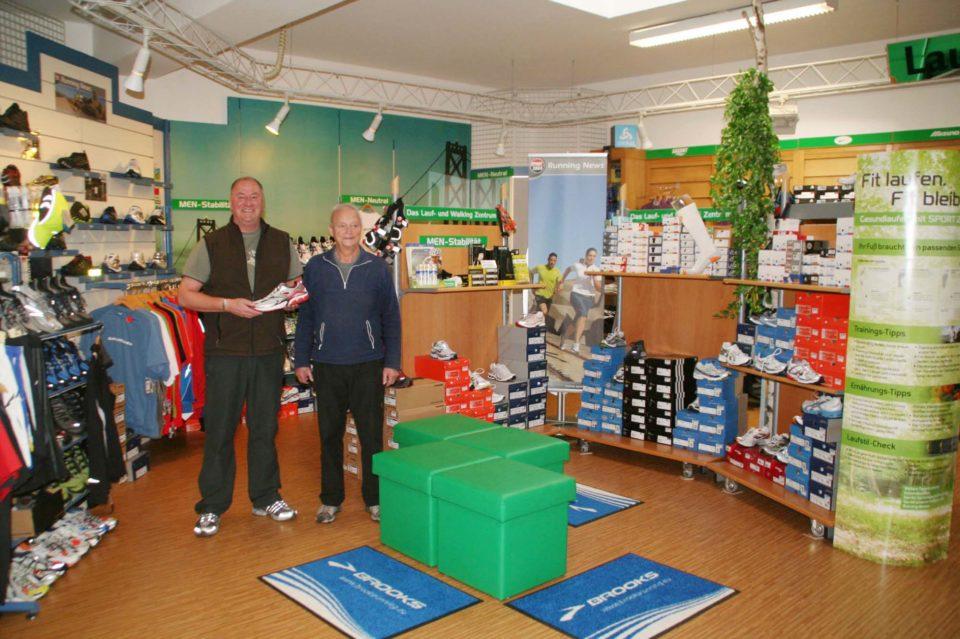 »Schuh + Sport SB Haslach« feiert das 44-jährige Bestehen