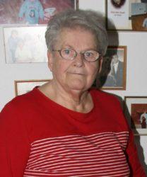 Brigitte Gutierrez feierte ihren 80. Geburtstag