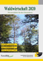 Broschüre »Waldwirtschaft 2020« für Privatwaldbesitzende erschienen