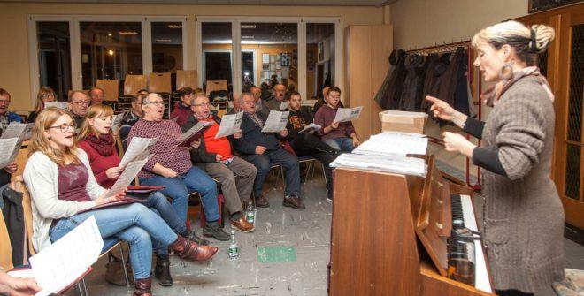 Gesangverein »Frohsinn«: Jahreskonzert am Neujahrstag
