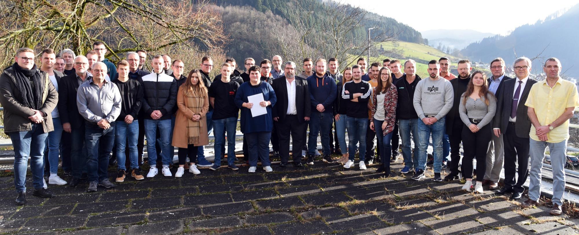 2019-12-20-WOL-Petra Baumann-Berufliche Schulen Wolfach-Abschlussprüfung -001_4895