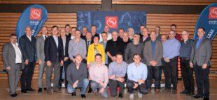 Geschäftsführer Landgrebe würdigt Knowhow und Leistungsfähigkeit des AAM-Standorts Zell