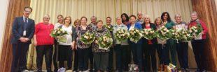 Seniorenzentrum St. Gallus ehrt Mitarbeiter