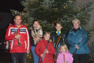 Mit ganz viel Musik durch die Advents- und Weihnachtszeit