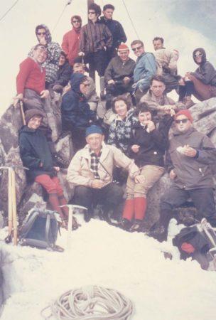 Alpenverein Nordrach: 60-jähriges Jubiläum