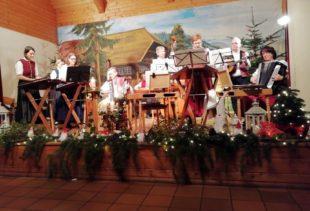 Nordracher Stubenmusik verbuchte einen großartigen Erfolg
