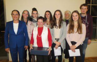 Daniela Paletta stolz auf Ehrenamtliche: »Sie sind Vorbilder der Gemeinde«