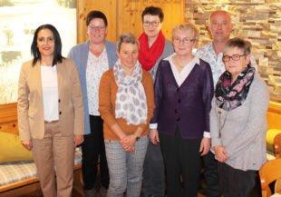 Gemeinde Biberach feiert sechs Dienstjubiläen bei Jahresfeier