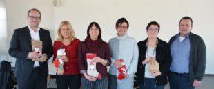 Spenden an die vier Zeller Kindergärten übergeben