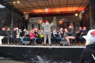 Nordrach traf sich zum Weihnachtsmarkt