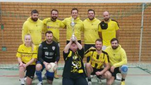 »Borussen Vreunde Black Forest 09« gewannen 17. Fußball-Hallenturnier