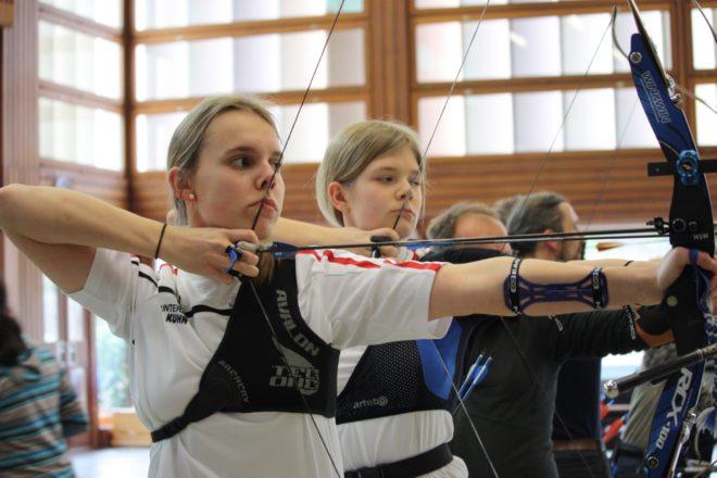 Bogenschützenverein Zell am Harmersbach: 40. Hallenturnier der Bogenschützen und 5. Handicap-Turnier