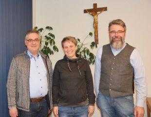 Kirche und Glaube in die Zukunft führen