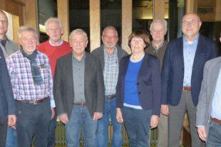 Vorstand des Rundofen-Fördervereins nach langer Zeit wieder komplett