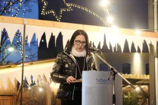 Bürgermeisterin Daniela Paletta fordert Sinn und Bedacht bei anstehenden Investitionen