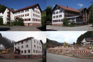 Tradition eingeebnet: Das Gasthaus »Sonne« ist Geschichte