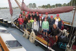AWO Ortsverein Zell: Segelfreizeit auf dem Ijsselmeer